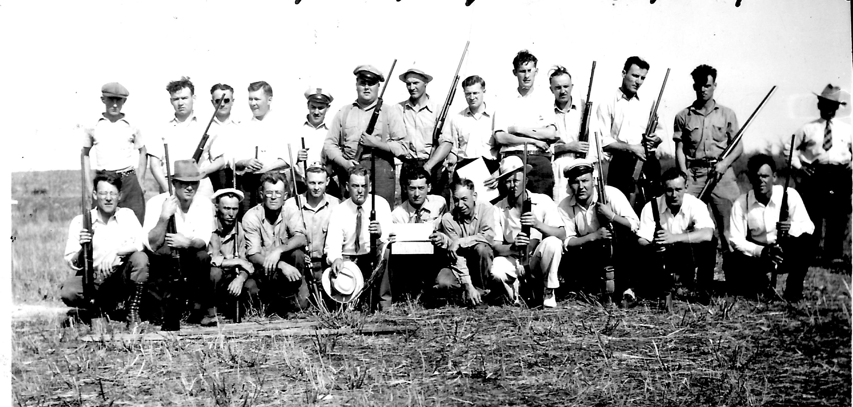 Bovey Gun Club 1940's
