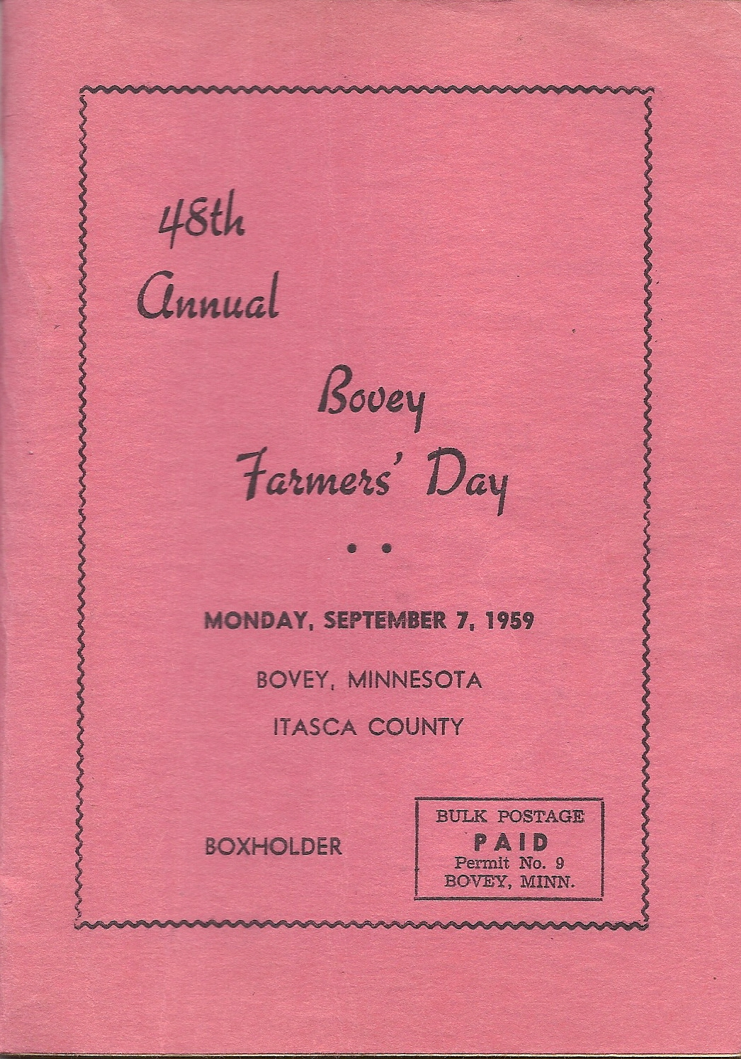 Farmers' Day booklets0002