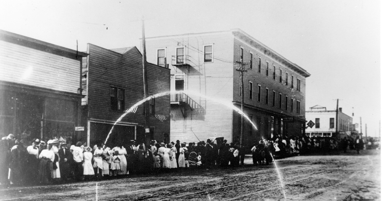 Farmer's Day 1913
