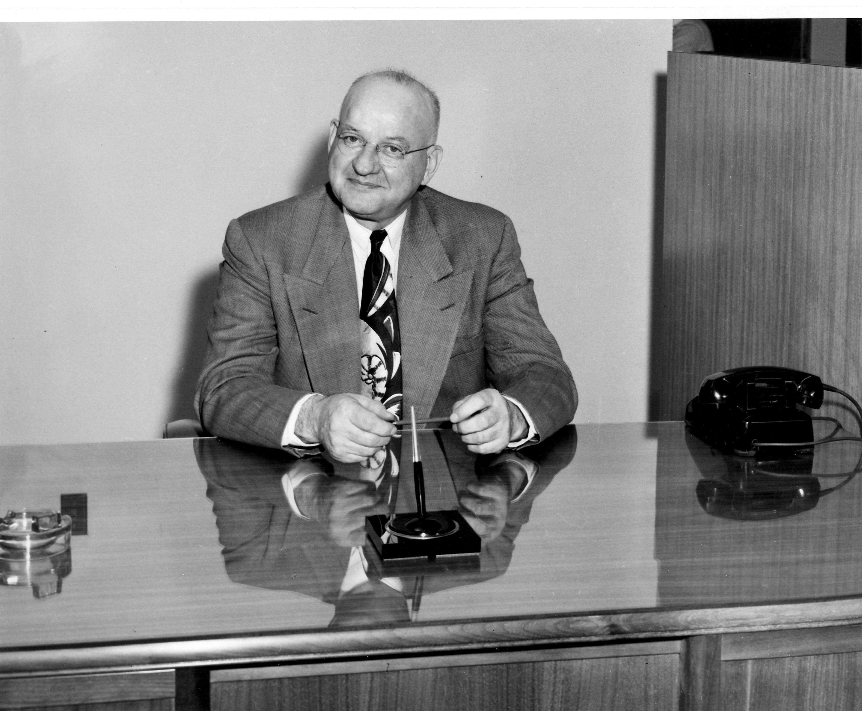 1954 H. J. Dockstader