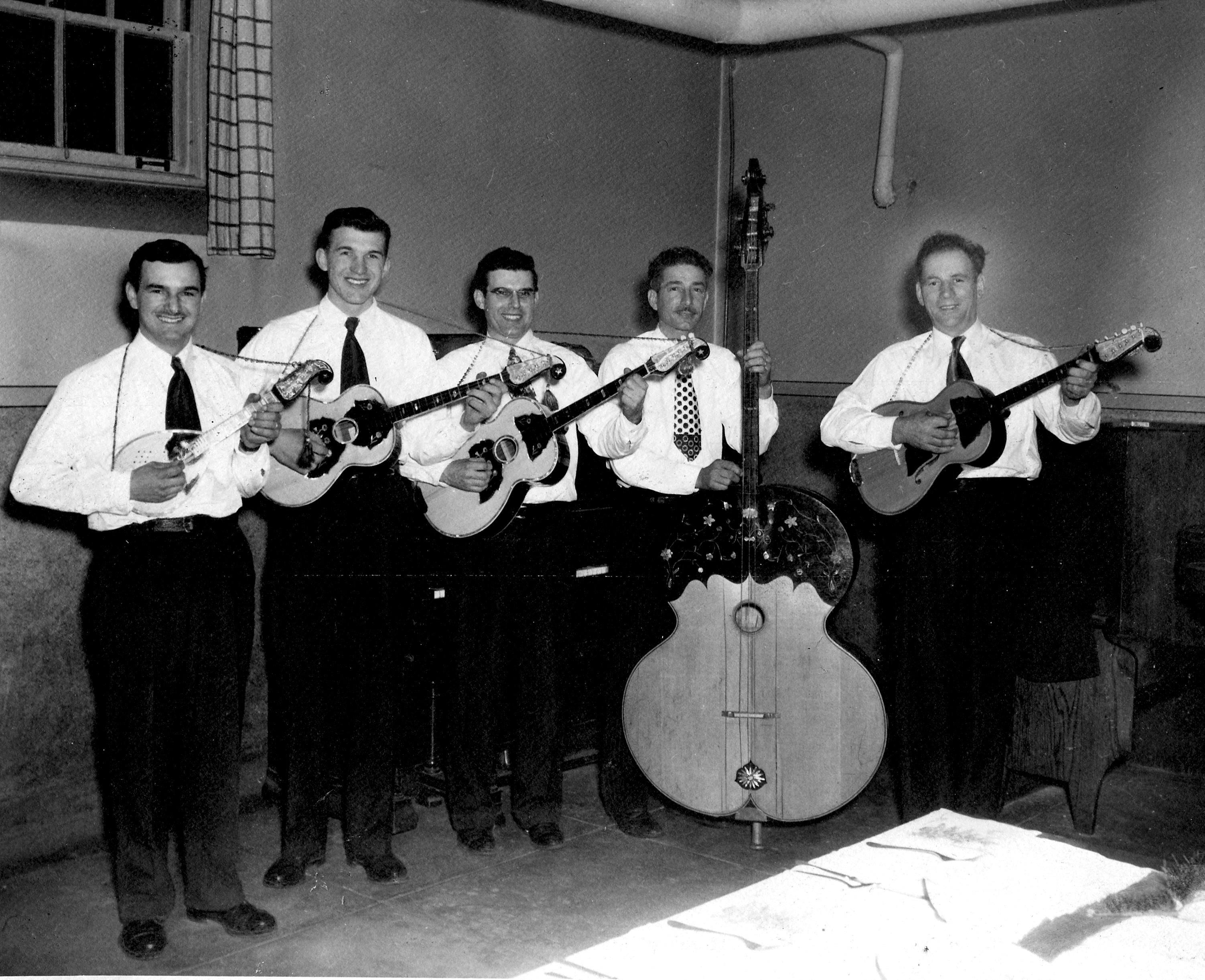 Band Tamburitzans