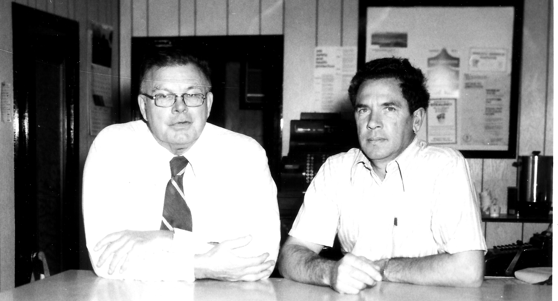 Frank King & John Schires