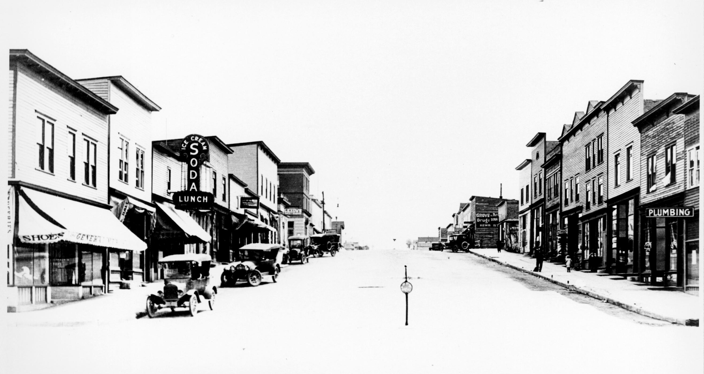2nd Street 1910's