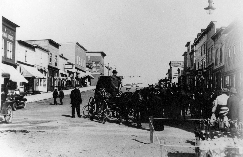 Farmer's Day 1912