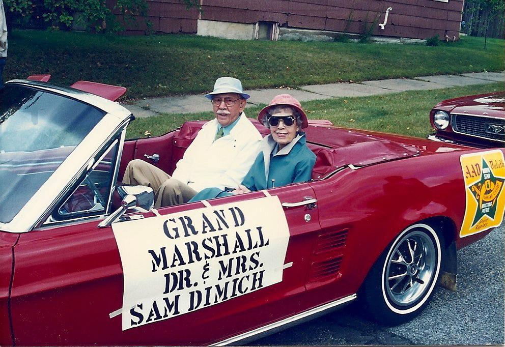 Sam & Lucille Dimich