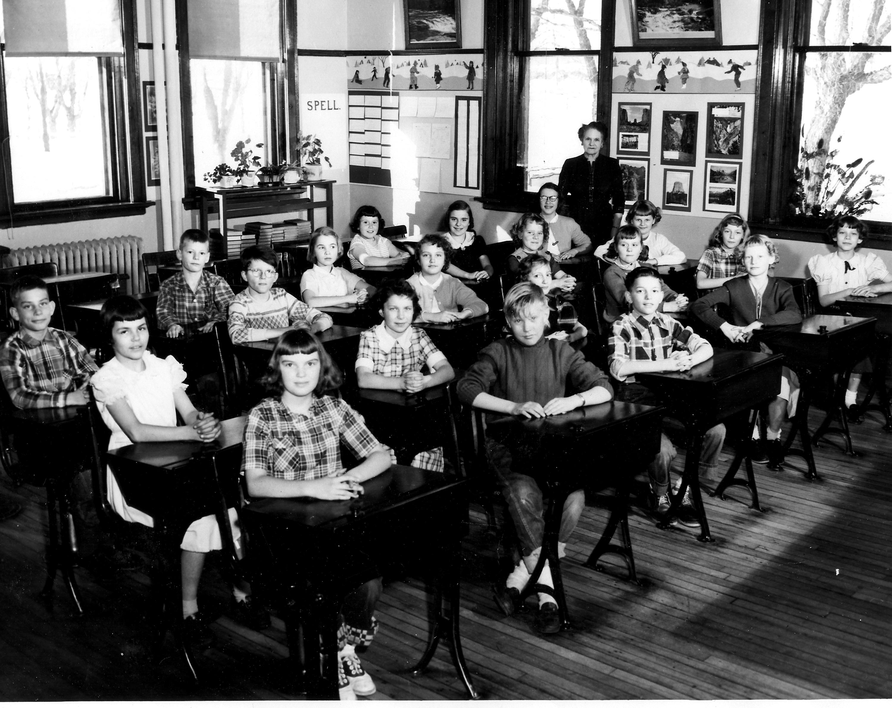 1953-54 5th grade