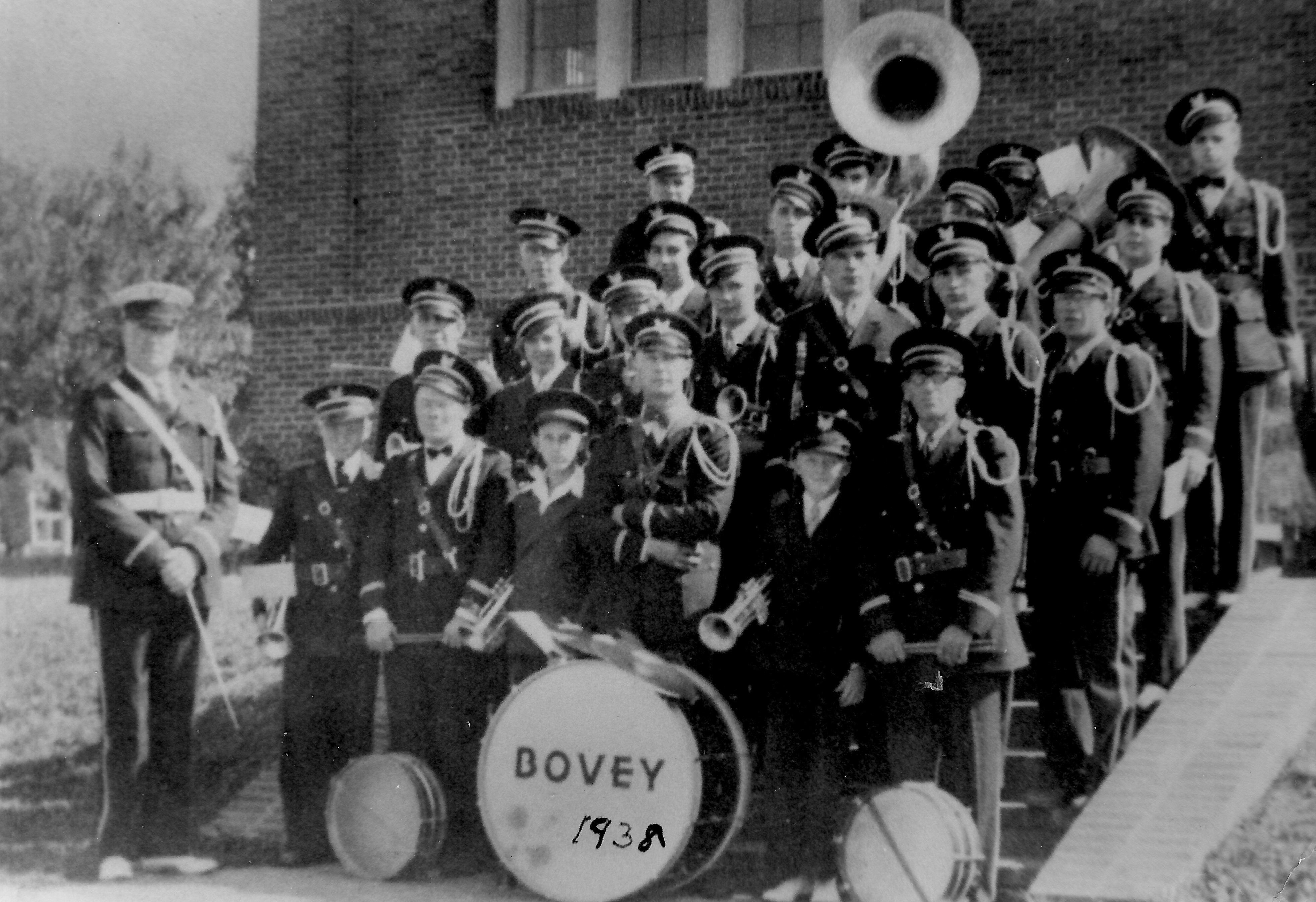 Bovey Band1938