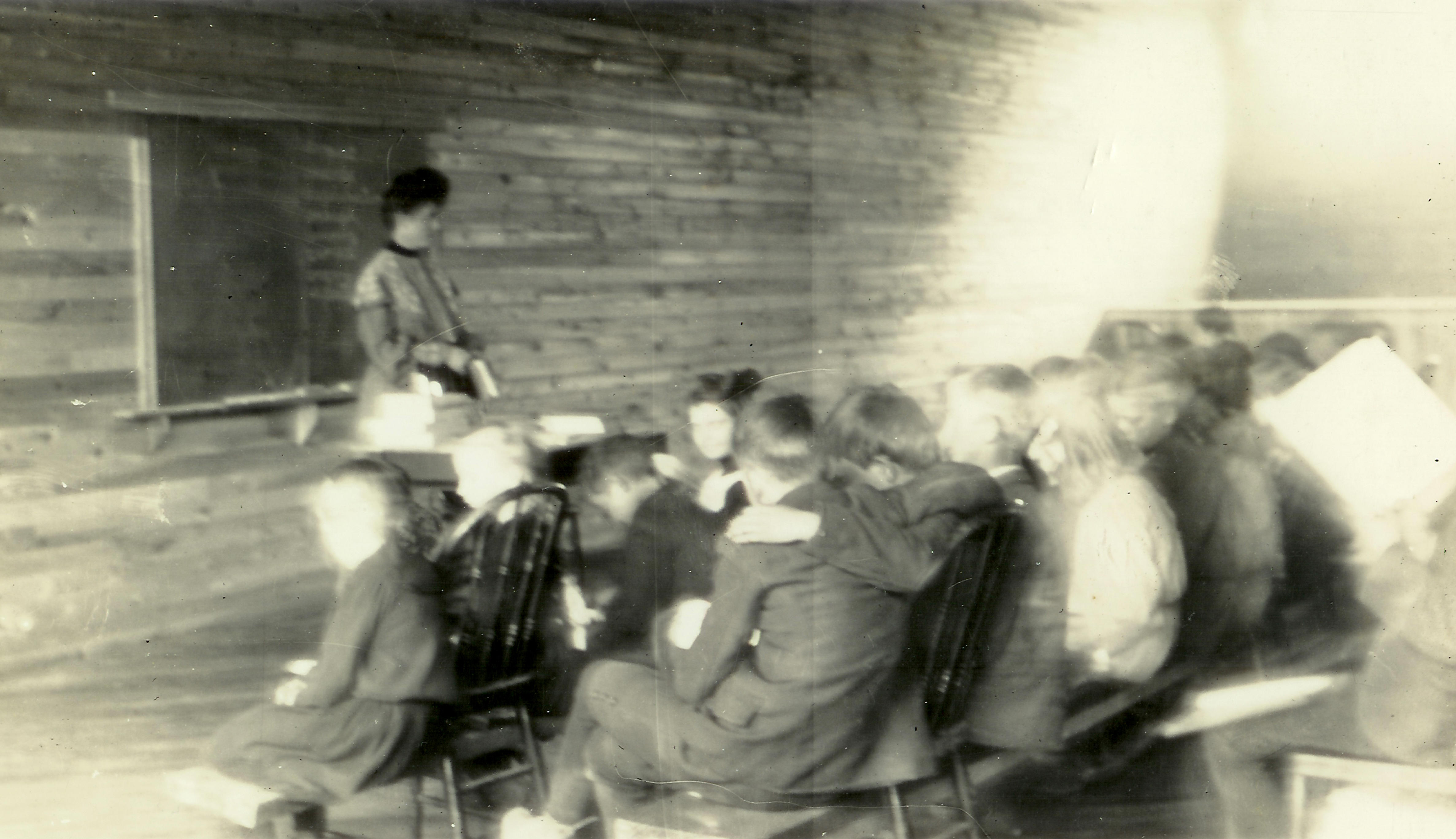 Bovey School 1906