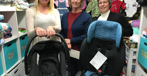 Community Foundation Women's Fund supports free children's car seats