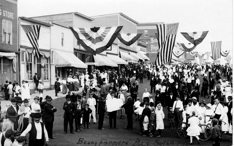Farmer's Day Sept. 6, 1915