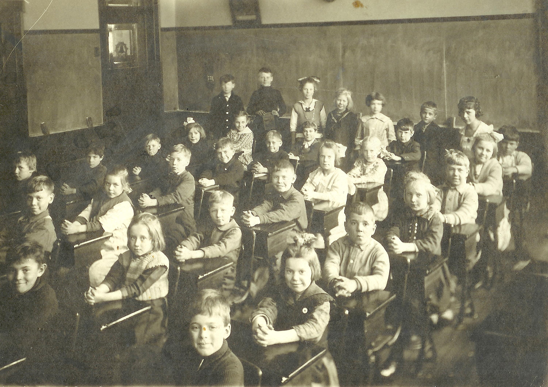 First Grade 1919