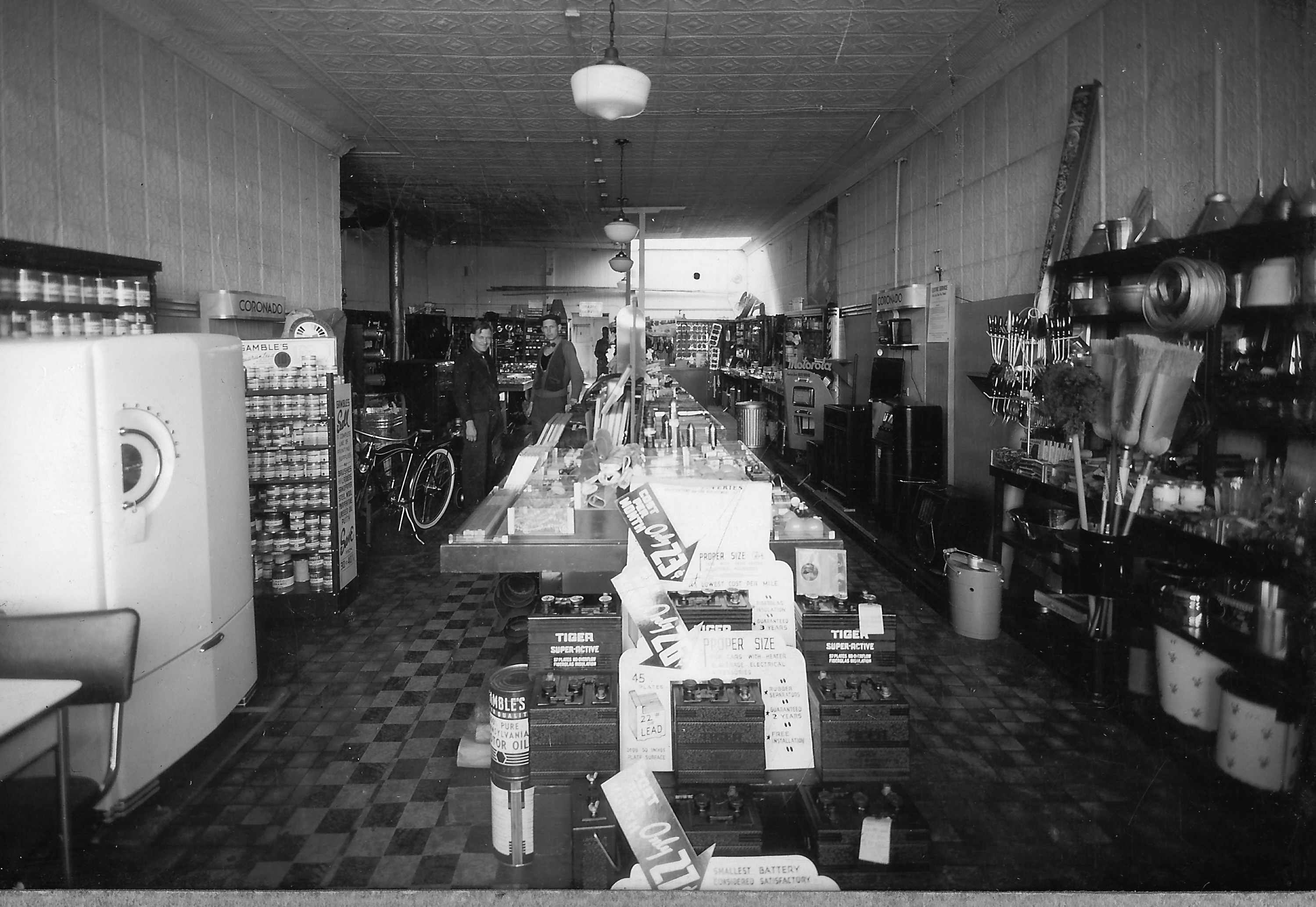 Gamble Store early 40's