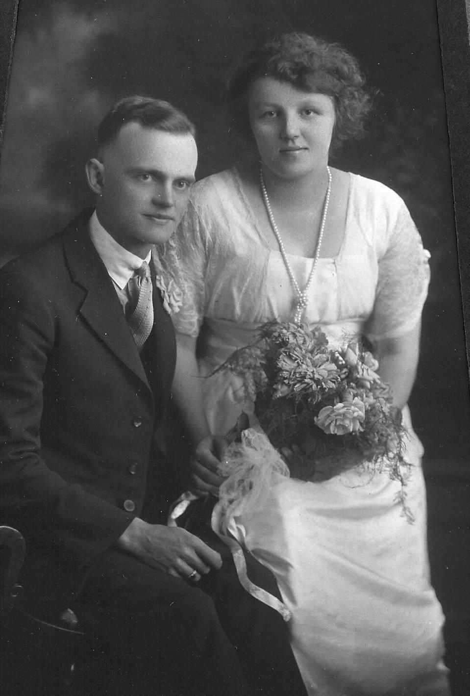 Ed & Mary Koski
