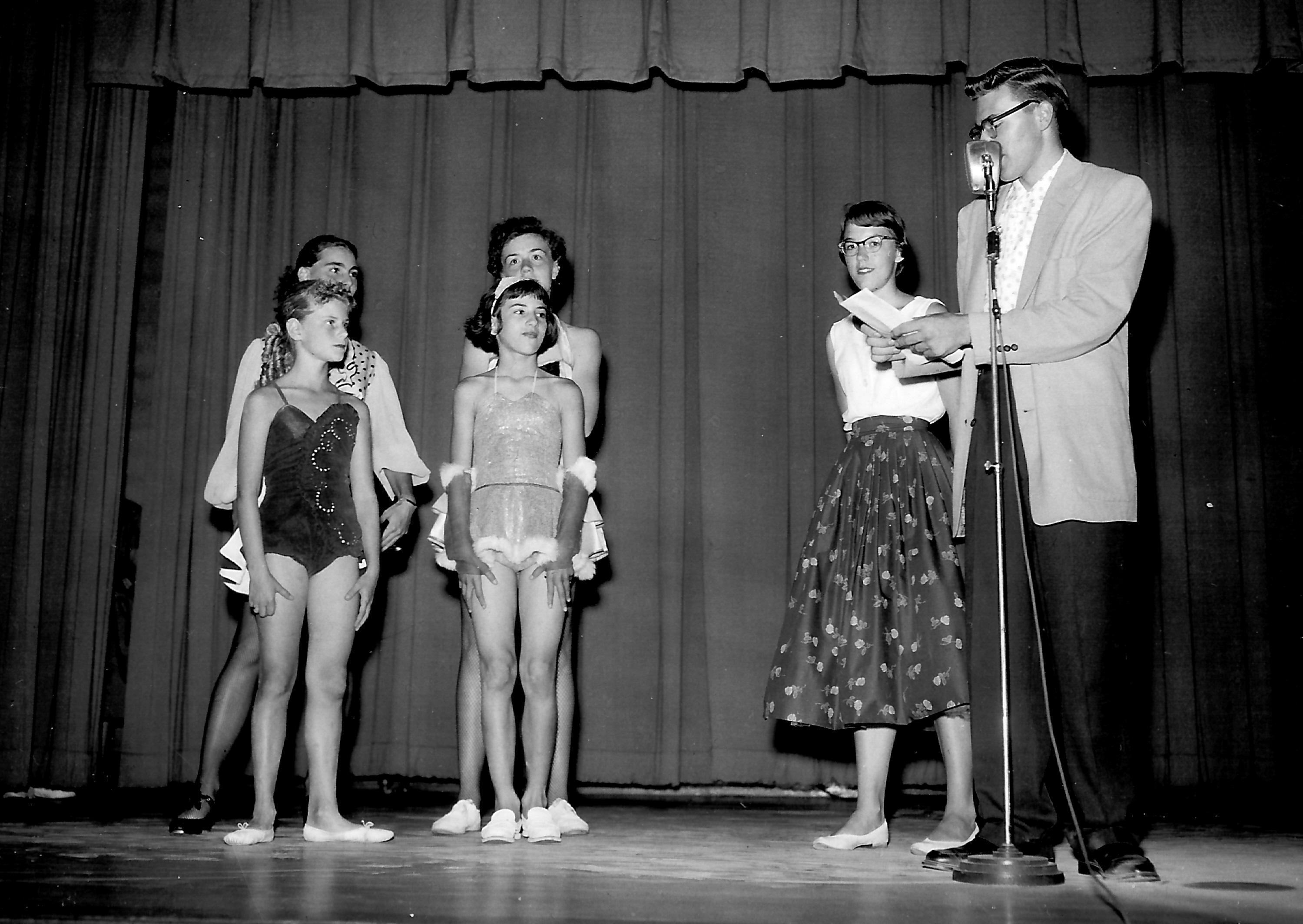 1955 Amateur Show