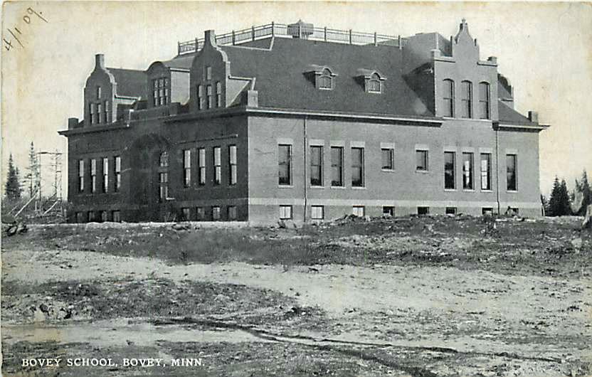 3 Bovey School 1907 before new dormer