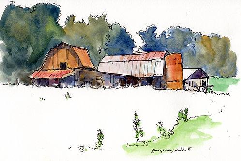 Brevard View 2. Brevard, NC.