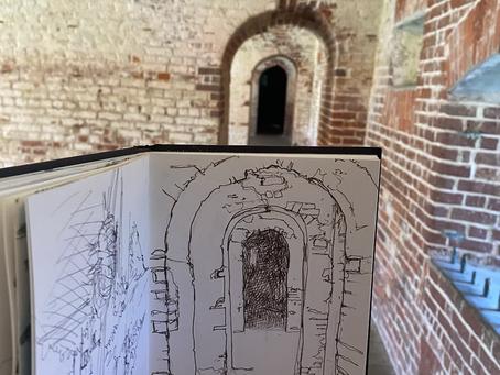 Fort fun- daily sketching