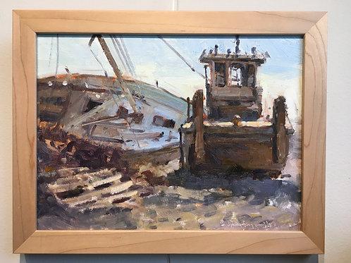 2 boat sketch