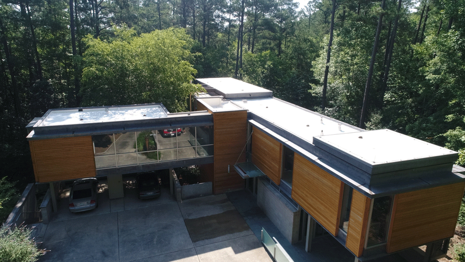 Flat Roof Replacements and Repairs