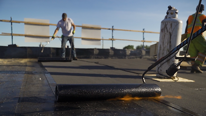 Flat Roof Replacement & Installation Projects In Ottawa