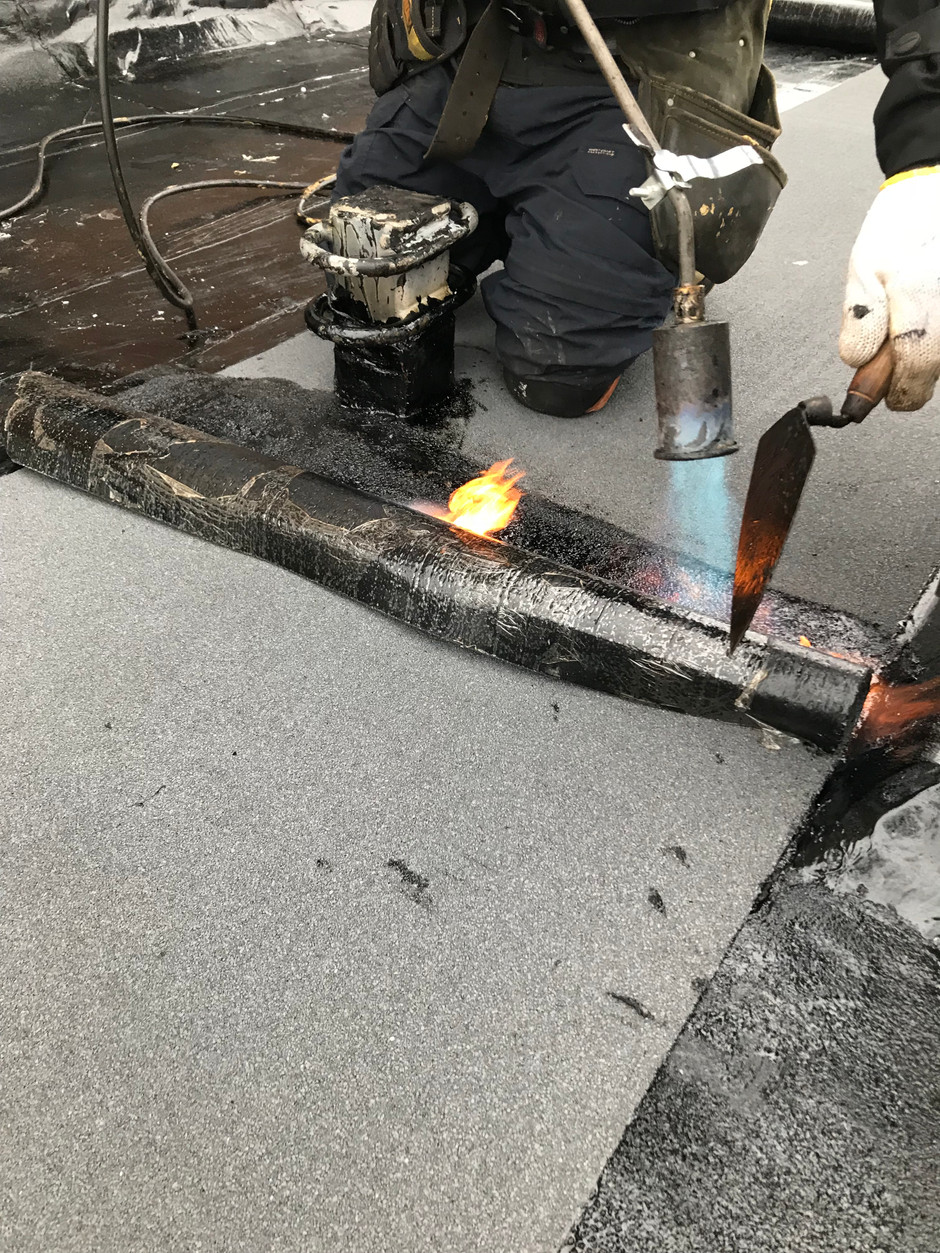 Flat Roof Repair Is Crucial to Making Your Property Last