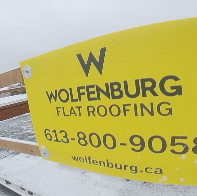 Wolfenburg flat roof