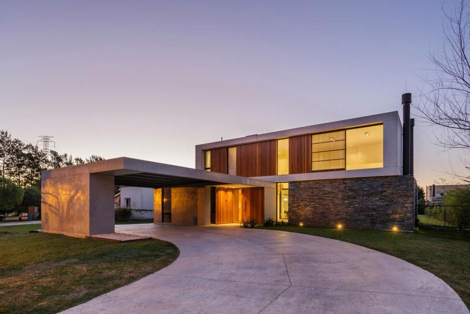 Top 7 modern flat Roof Homes