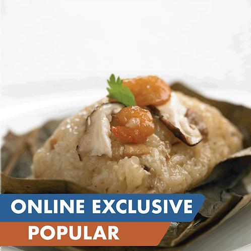 Premium Lotus Leaf Rice (MSG Free) 4 pcs