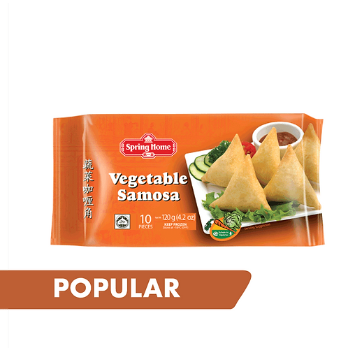 Vegetable Samosa 10 pcs