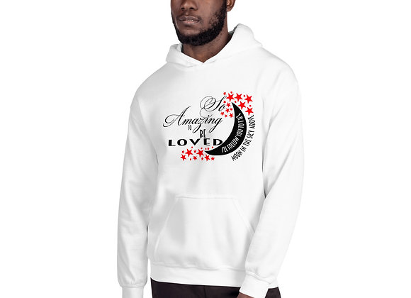 So Amazing to be Loved Men's Hoodie