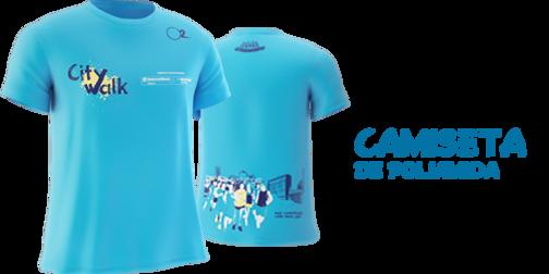 camisetas de correr personalizada