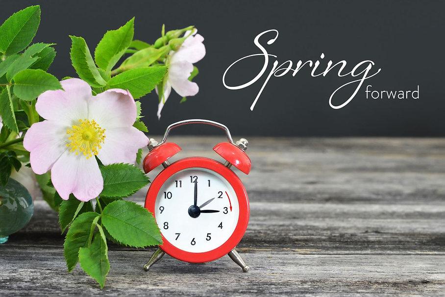 spring forward, red clock.jpg