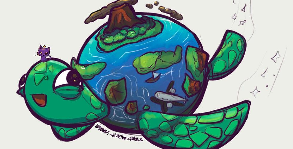 A HONU WORLD