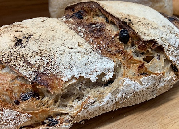 Fig & Cranberry Sourdough