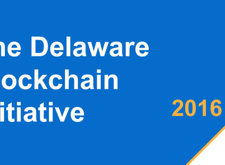 Delaware Blockchain Initiative