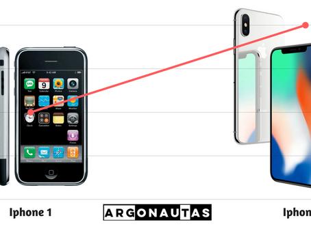 O Futuro (do Pretérito) do Iphone