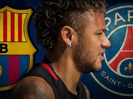 Em tempo de Copa: analisando a compra do Neymar Jr pelo PSG