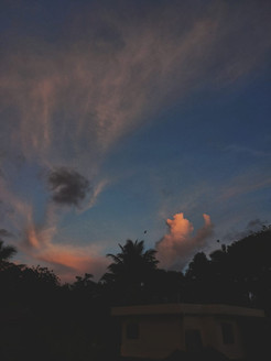 Hazy Evening