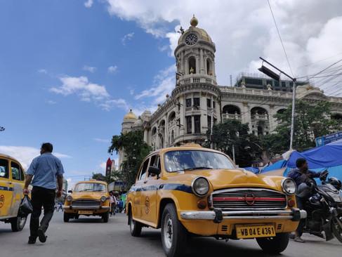 Calcutta's Colonial Remnants