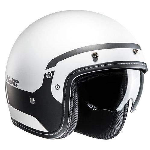HJC FG-70s Openface Helmets Modik Black/White