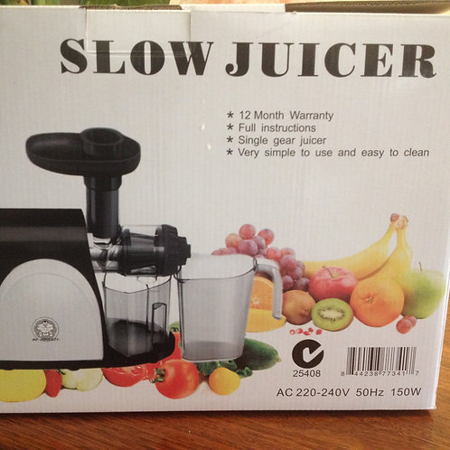 Mr Squeezy Slow Juicer