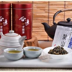 梨山高山茶/單一罐裝150克