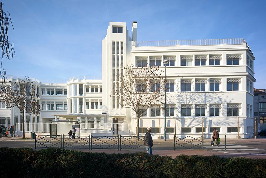 Com_PARC_architecte_Gennevilliers_France