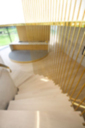 Joe Mellows Coombe Park Helical Stair 4.