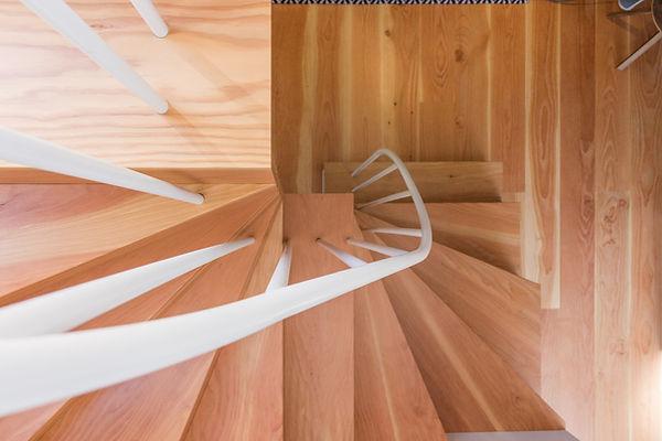 Joe Mellows Douglas Fir Stair 5.jpg
