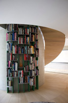 Gradient Bookcase