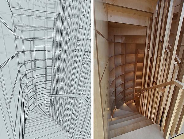 Joe Mellows Putney Stair 1.jpg
