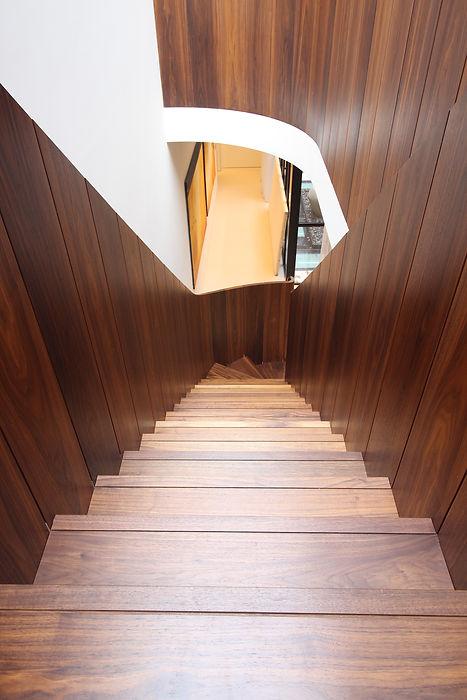 Joe Mellows Walnut Stair 7.JPG