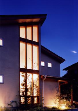 八王子の家