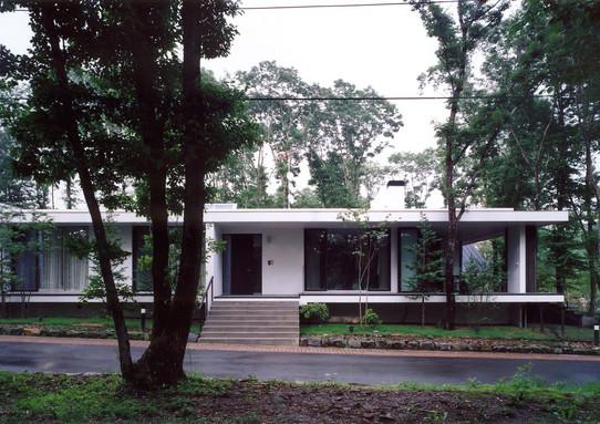 那須の別荘
